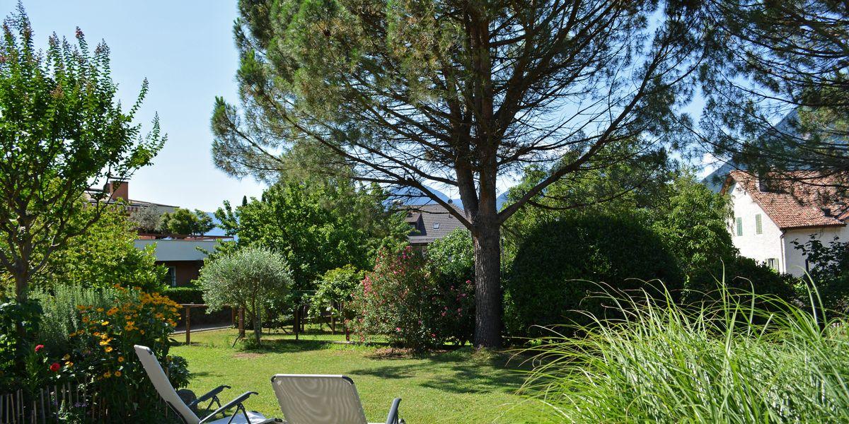 Garten Südtirol Meraner Land