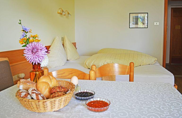 Breakfast apartment Merano