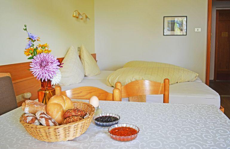Breakfast apartment Merano