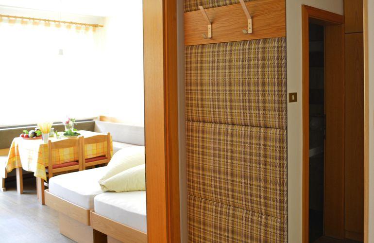 Eingangsbereich Einraum Ferienwohnung Meran
