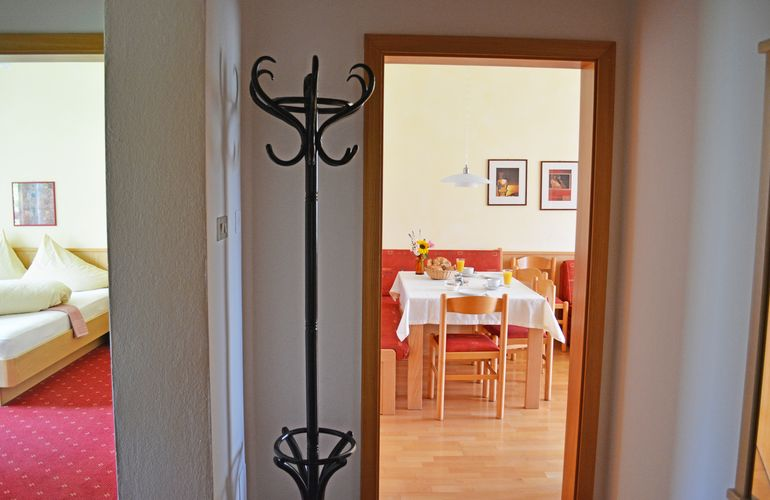 Flur im Appartement 7 Fewo Huber Meran