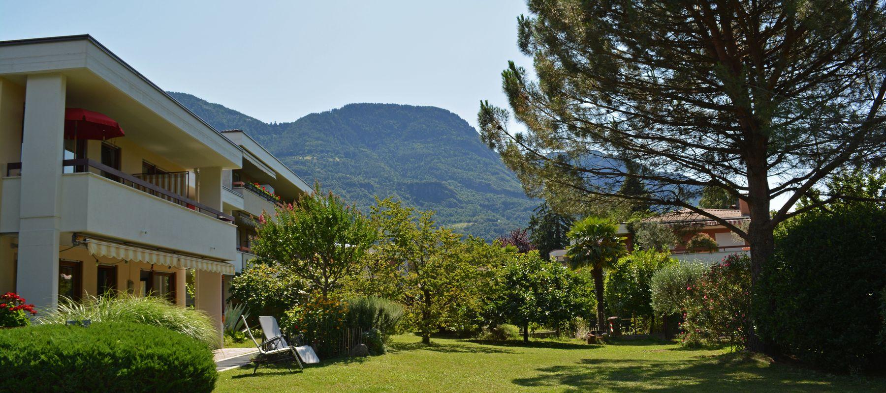 Garden Maia Bassa South Tyrol